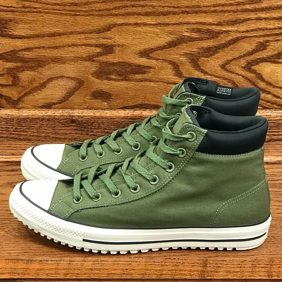5b8c33a891a6 Converse CTAS Boot PC Hi Fatigue Green Black